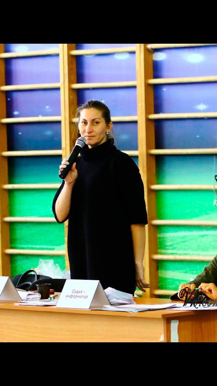 Зберовская Татьяна Викторовна
